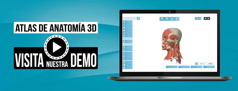 Atlas Anatomia 3D